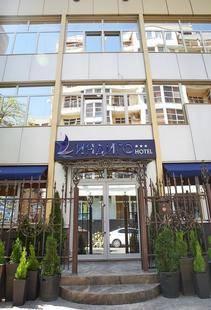 Отель Плутус (Ex. Индиго)