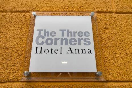 The Three Corners Hotel Anna
