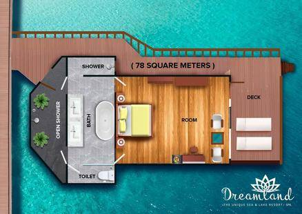 Dreamland - The Unique Sea & Lake Resort