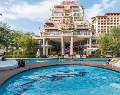 Kingreal Seaview Resort Sanya