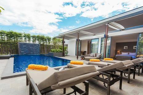 Casabay Luxury Pool Villas