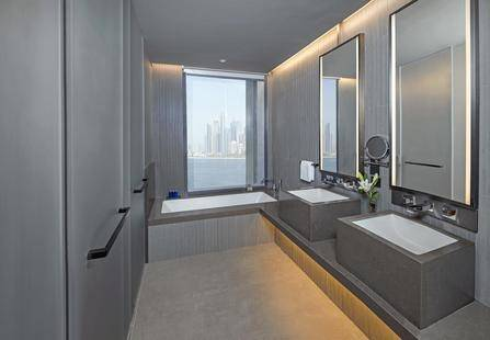 The Residences At Caesars Palace Bluewaters Dubai