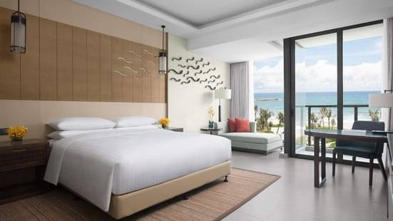 Marriott Resort Xiangsuhi Bay