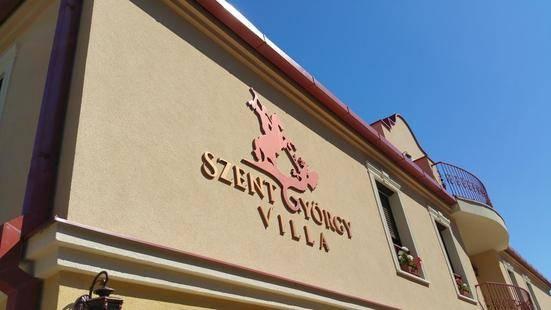 Szent Gyorgy Villa
