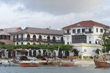 Mizingani Seafront Zanzibar