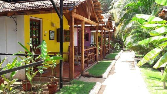 Shiva Cottages Ashvem
