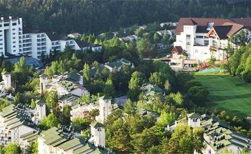 Greenpia 82m Villa 92m