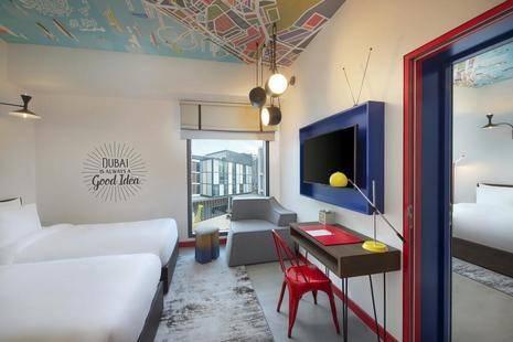 Hampton By Hilton Dubai Al Seef (Ex. Zabeel House Mini By Jumeirah At Al Seef)