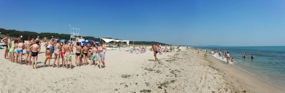 Морские Дюны (Детский Лагерь)
