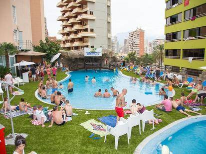 Benidorm Celebrations Pool Party Resort (Adults Only 18+)