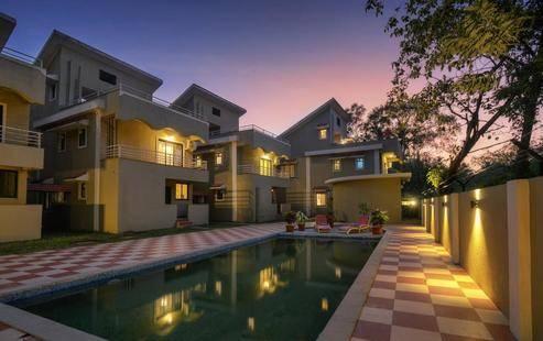 Treehouse Blue Villas