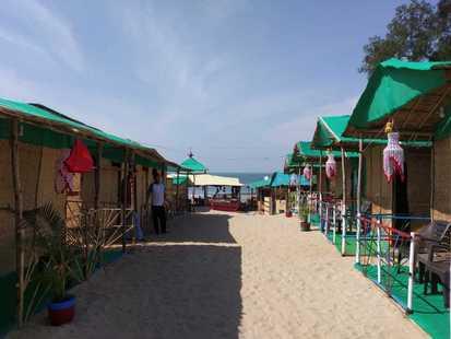Baltika Beach Hut