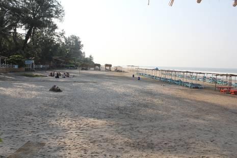Paradise Beach Rooms Ashvem