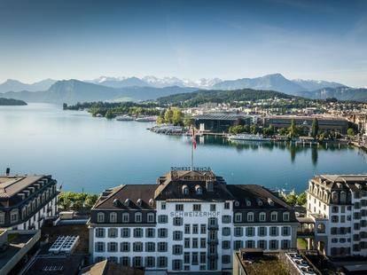 Schweizerhof Luzern