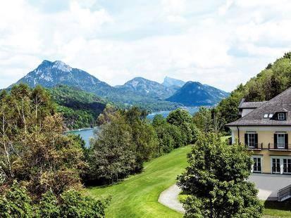 Sheraton Fuschlsee Salzburg Hotel Jagdhof