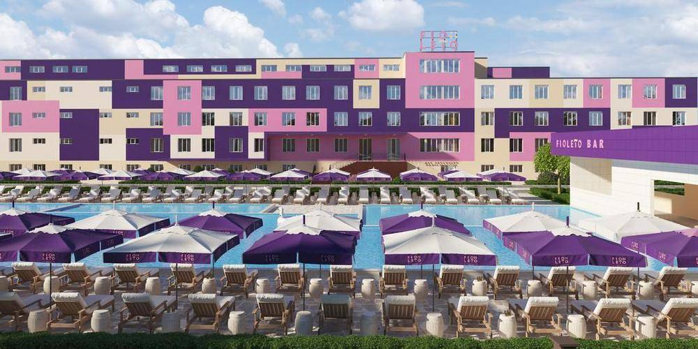 Fioleto Ultra All Inclusive Family Resort In Miracleon (Фиолето Отель)