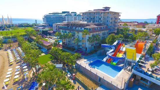 Land Of Paradise Beach Hotel