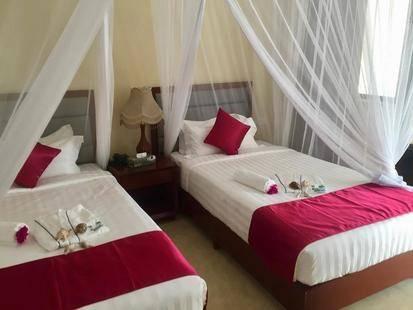 Mandhari Villa Beach Hotel