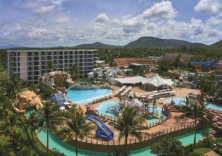 Splash Beach Resort(Unlimited Entrance Splash Jungle Water Park)