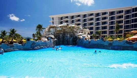Splash Beach Resort(Unlimited Entrance Splash Jungle Water Park)