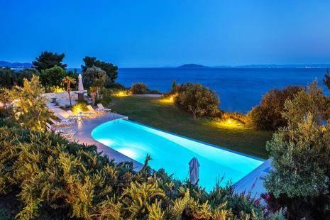 Villa Aphrodite In Sithonia