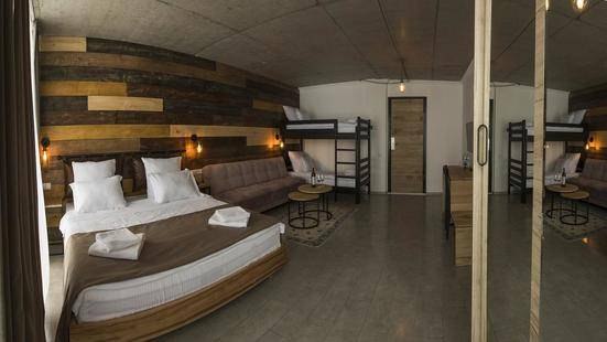 Hotel Terrace 8 By Mgzavrebi