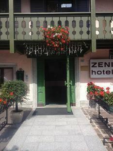Garni Zeni Hotel