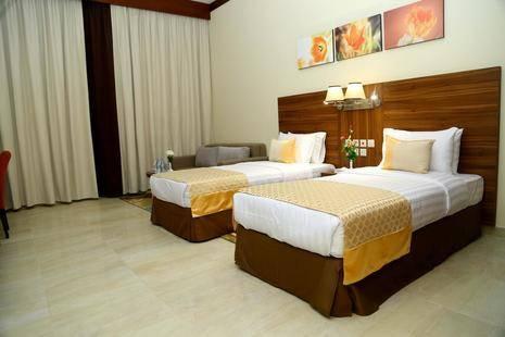 Tulip Al Barsha Hotel Apartments