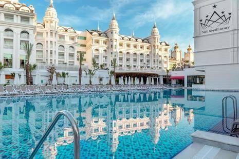 Side Royal Style (Ex.Side Royal Luxury Hotel & Spa)