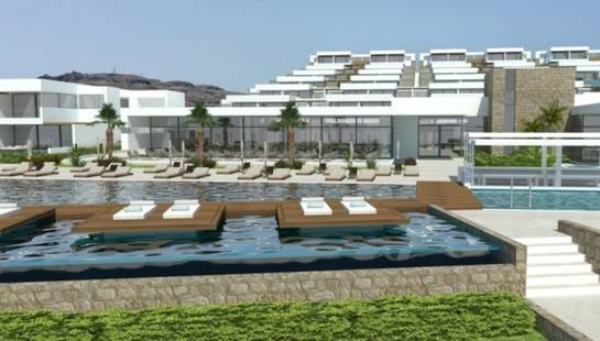 Lindos Grand Resort & Spa (Adults Only 16+)