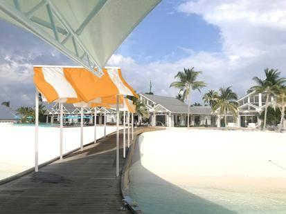 The Standard Huruvalhi Maldives (Ex. Carpe Diem Beach)
