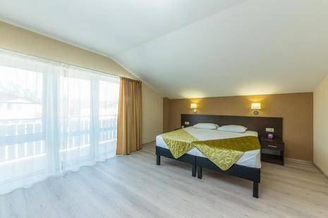 Отель Вилла Ла Мелия