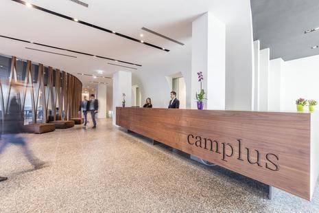 Camplus Guest Roma