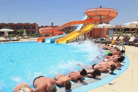 The Three Corners Happy Life Beach Resort