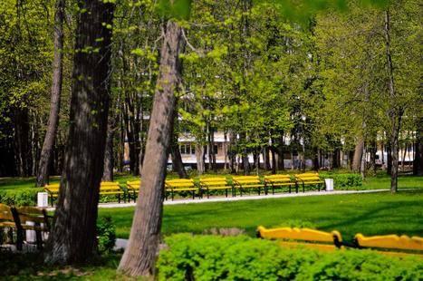 Парк Отель Воздвиженское