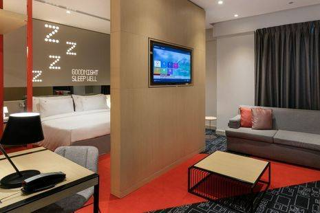 Studio M Arabian Plaza Hotel & Hotel Apartments