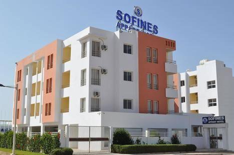 Appt-Hotel Sofines