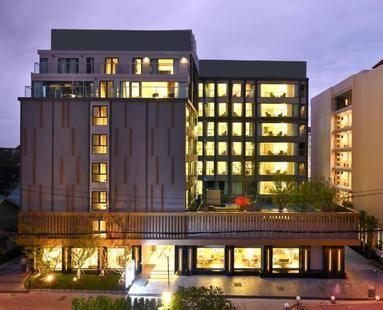 M Pattaya Hotel