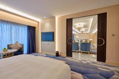 The Diplomat Radisson Blu Hotel