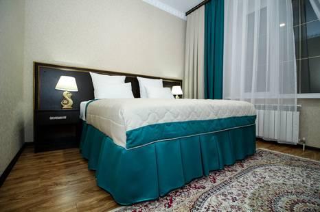 Отель Таурух
