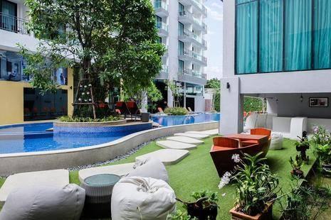 Citrus Grande Hotel Pattaya