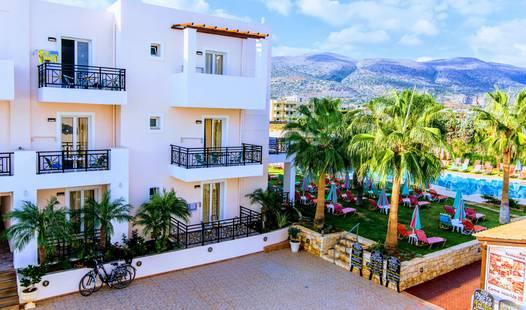 Yiannis Manos Hotel