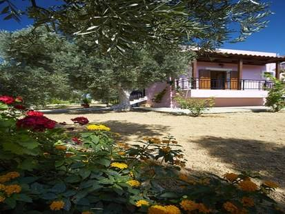 Villa Athina In Pagkalochori