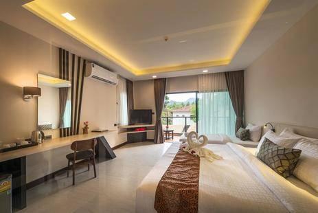 Chermantra Aonang Resort & Pool Suite