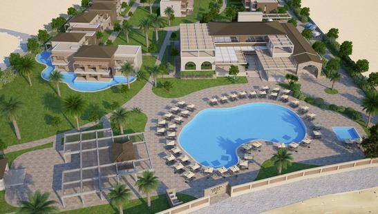 V-Hotels Almyros Beach Resort & Spa