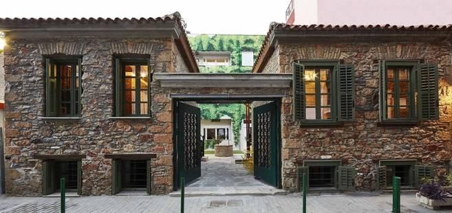 Athenian Residences Pool & Luxury Suites