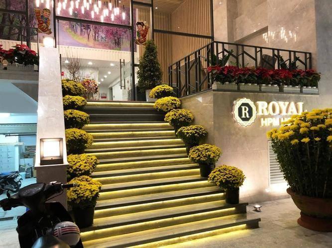 Royal Hpm Hotel
