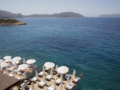 Sea View Hotel Kas