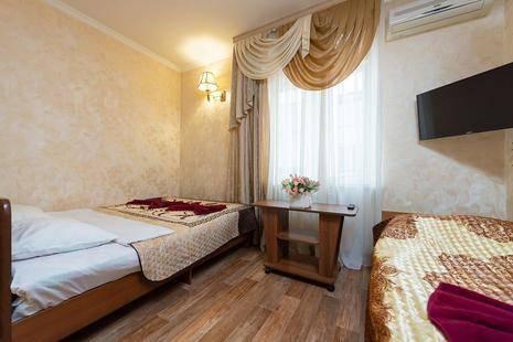 Элегия Отель