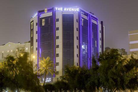 The Avenue A Murwab